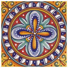 Italian Ceramic Tiles Deruta